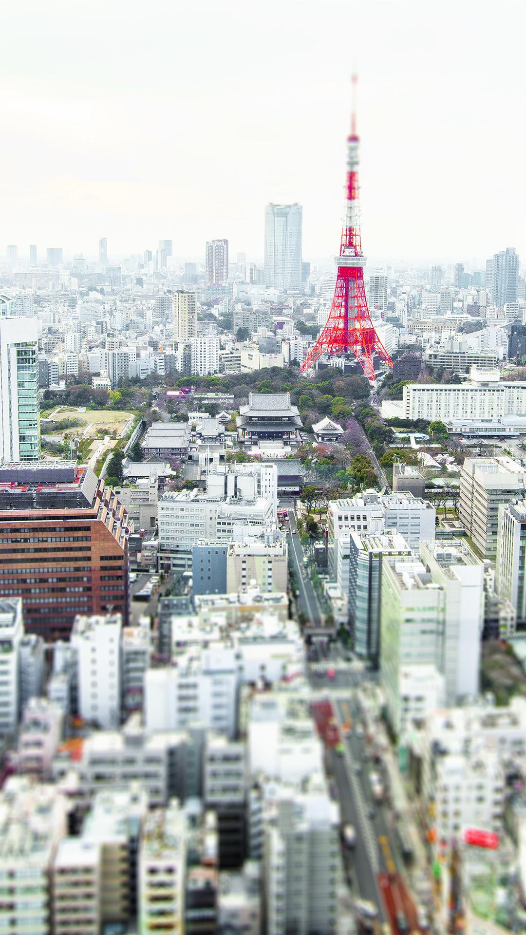 東京のスマホ無料壁紙 N33 1080 19サイズ アンドロイド推奨 フォトック